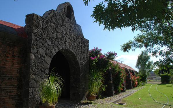 Jardín La Troje